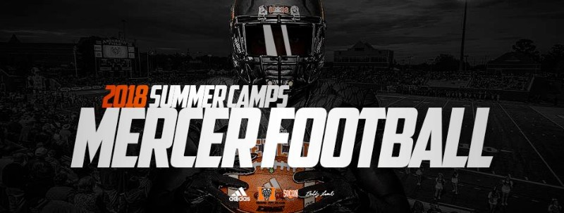 Bobby Lamb/Mercer Football Camp