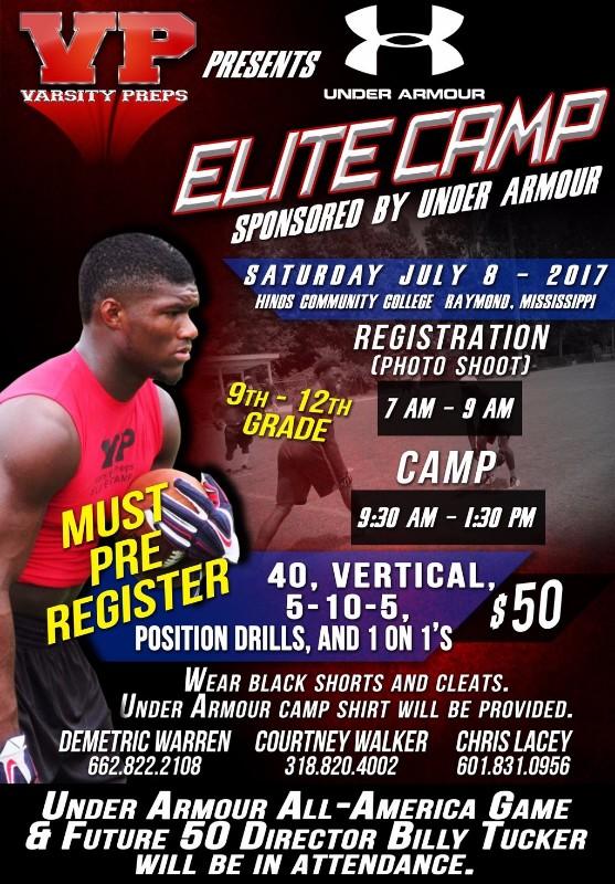 Varsity Preps Elite Camp