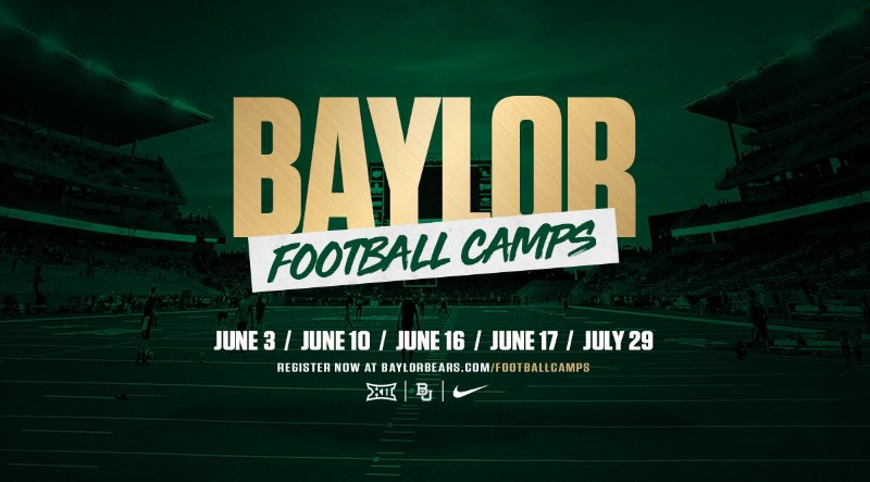 Baylor Football Camp