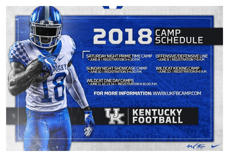 Kentucky Football Camp