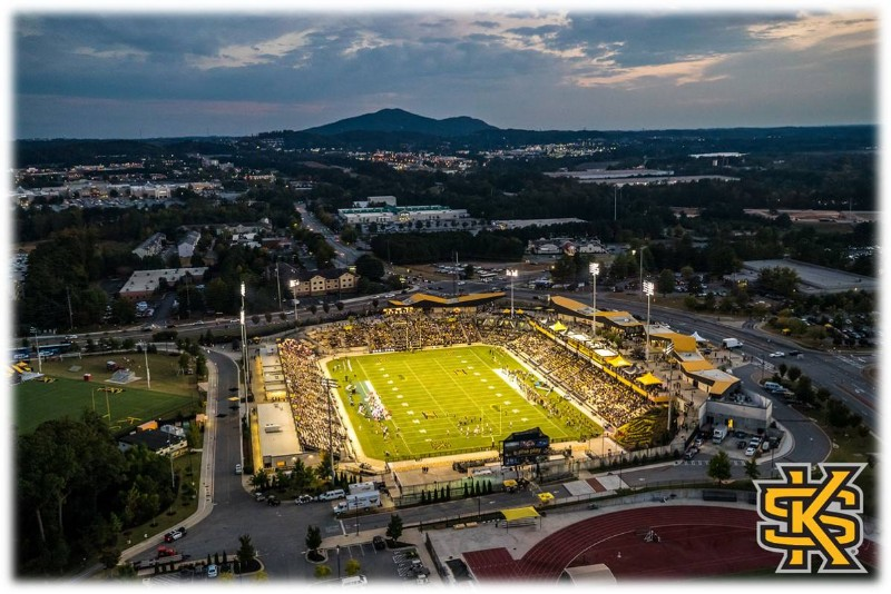 Kennesaw State Football Camp