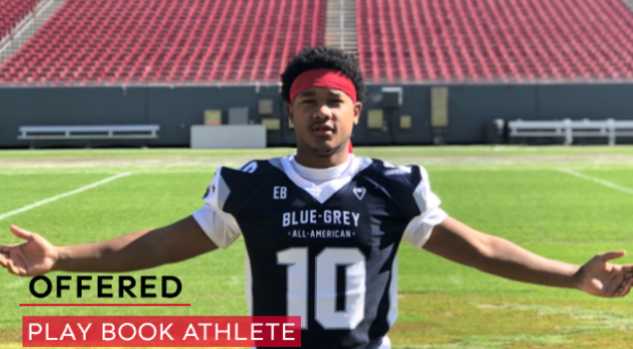Play Book Athletes Being Offered In 2019 – Play Book Athlete